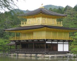 Golden Pavilion, Kinkaku-ji